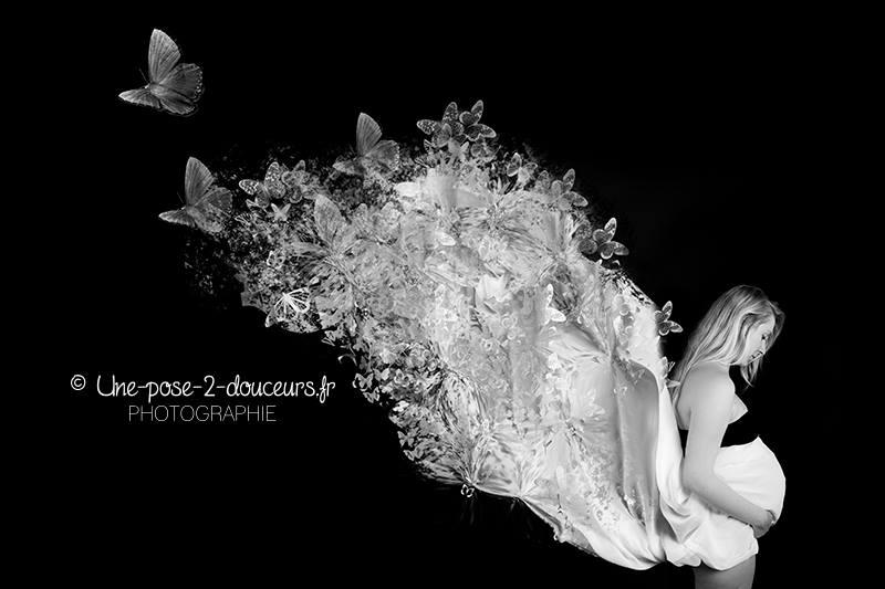 Portrait de Photographe : Priscilla Laurençot / Une pose 2 douceurs